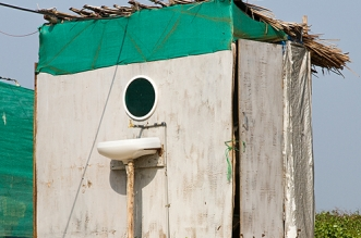 This Is The First Open Defecation Free Block In Bihar