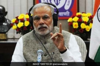 Prime Minister Narendra Modi on Mann Ki Baat - Toilets built and Swachh Helpline