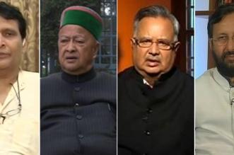 Banega Swachh India Cleanathon - Suresh Prabhu - Virbhadra Singh - Raman Singh - Prakash Javadekar