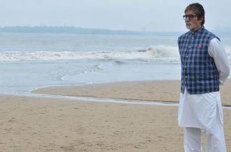 Amitabh Bachchan-Banega Swachh India Cleanathon