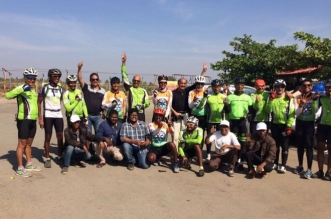 22 Cyclists, 4500 Kms Worlds Longest Cycle Rally To Spread Swachh India Message 3