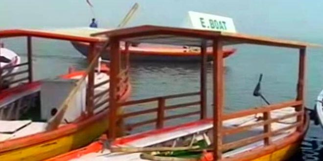 Diesel Clouds Varanasi Air As PM Modis Electric Boats Fail To Catch Wave