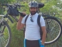 swachh india - Go Swachh India A Man Cycles From Kargil To Kanyakumari To Spread The Message 4