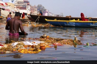 Uttar Pradesh Government Plans To Shift Water Polluting Industries Away From Ganga River