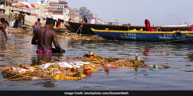 Update Report On The Status Of Ganga Clean-up: SC To Centre