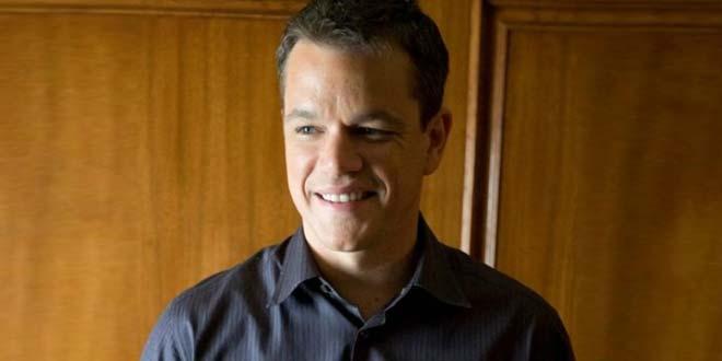 2.4 Billion People Lack Access To Adequate Sanitation: Matt Damon