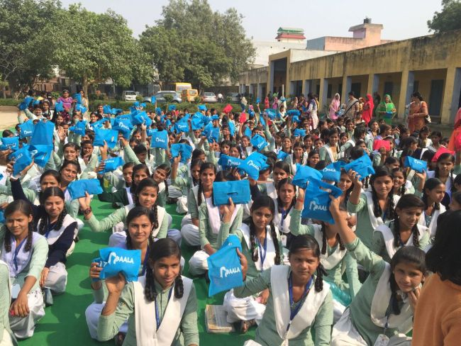 Sanitary Pads With A Difference - How Project Baala Is Empowering Rural Women 3