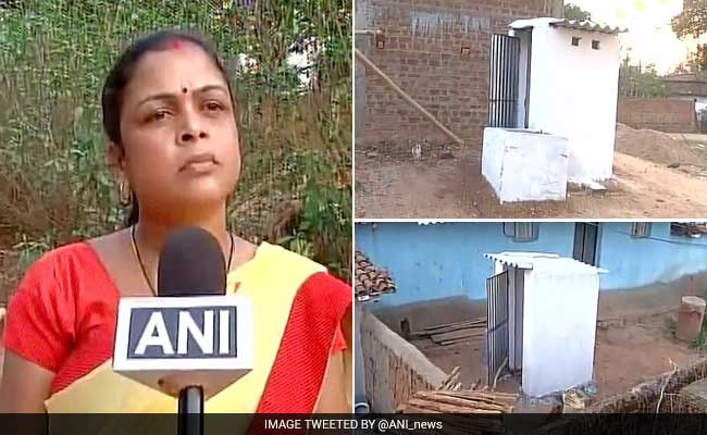 To Build 100 Toilets A Woman In Chhattisgarh Mortgages Her Jewellery