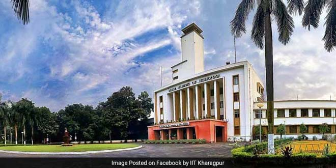 IIT Kharagpur students who aspire to be entrepreneurs have been asked to go green with their innovations, so as to ensure minimum carbon footprint