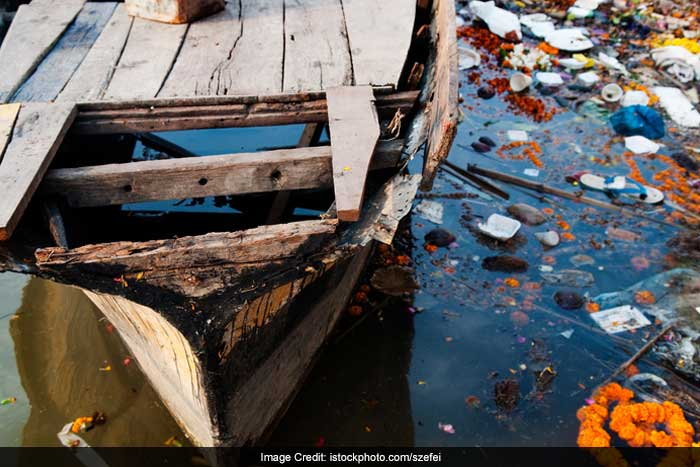 Pollution in Ganga has been a major problem in India