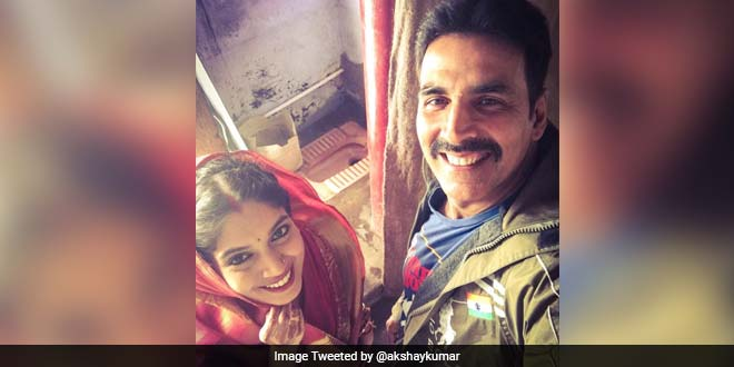 'Swachh Bharat' Possible Only When 'Ghar' Is Swachh Akshay Kumar