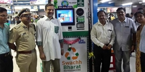 Rewards For Recycling: How Mumbai's Railway Stations Are Going Green
