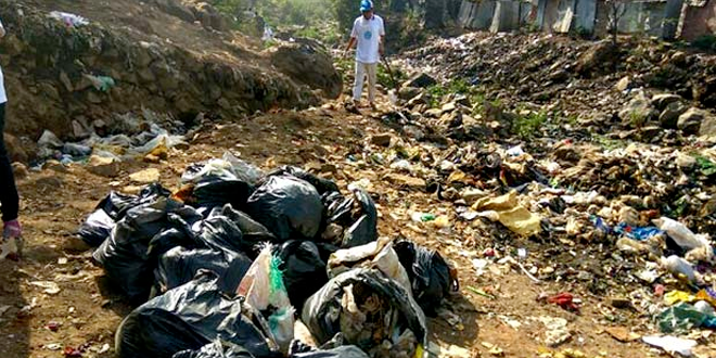 Poisar River Clean-Up In Mumbai Yields 1.2 Lakh Kilos Of Garbage