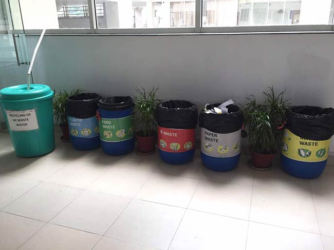 This Kolkata School Sets A Trend, Reuses And Recycles All Waste, recycled