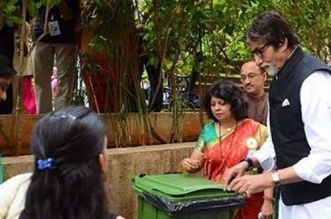 Waste Management' Should Be Taught In Schools, Amitabh Bachchan Tells NDTV