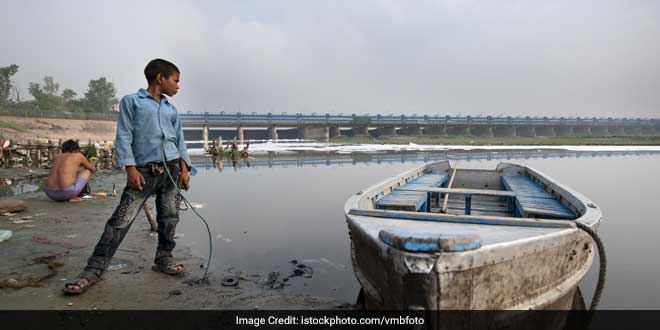 Why Untreated Sewage Continues To Be Dumped Into The Yamuna