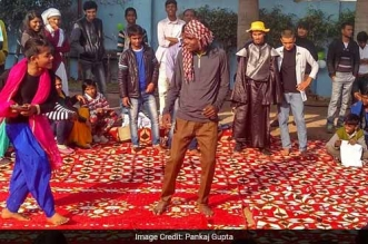 Performance Plays are becoming instrumental in spreading the swachh message