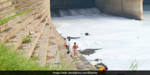 Untreated Sewage: Are Interceptor Sewage Lines Going To Save The Yamuna?
