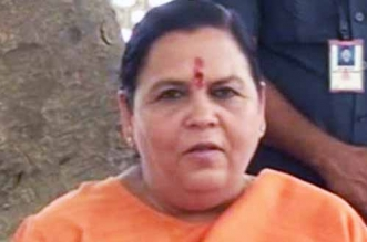 Uma Bharti warned officials of a lacklustre attitude towards the 'Namami Gange' project