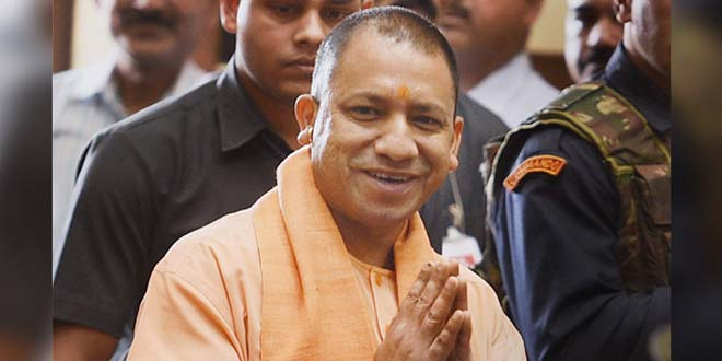 Yogi Adityanath sets October 2018 as deadline for UP to be open defecation free