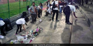 Swachh Stadiums: Mizoram's Aizawl FC Football Fans Clean Stadium After Match, Win Hearts On The Internet