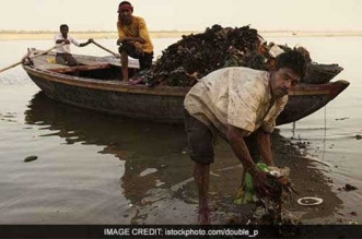 Polluting the Ganga has become a habit for people
