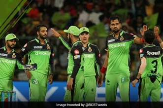 IPL Spreads Recycle Plastic Message: Royal Challengers Bangalore Players Don Green Jerseys Made Of Recycled PET Bottles