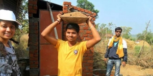 Against All Odds: Student Volunteers Help Make A Village In Chhattisgarh Open Defecation Free