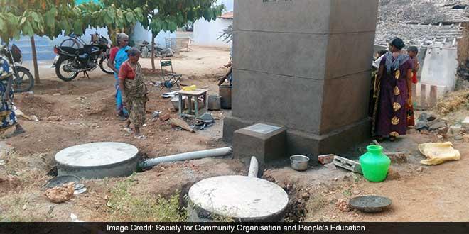 tiger worm toilet technology trichy tamil nadu scope