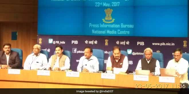 New Technologies Have Strengthened Swachh Bharat Abhiyan: Ministry of Science And Technology