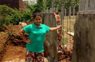 A 12-Year Old's Dream – Make Toilets For Rural Girls And Create A Plastic Free India