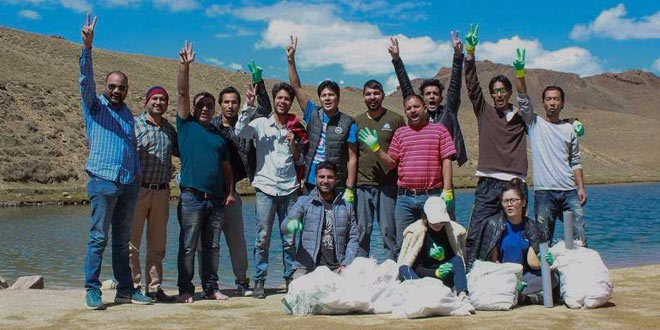 Healing The Himalayas These Manali Trekkers Are On A Swachhta Spree To Save Himalayan Rivers