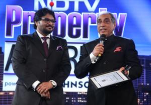 ndtv property awards winners 2014