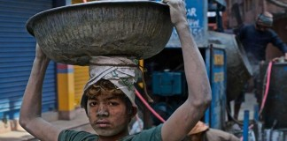 5.7 Million Children Earn Their Bread, A Fifth Of Them In Mines