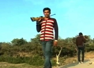 Gunmen Guard Water In Drought-hit Bundelkhand