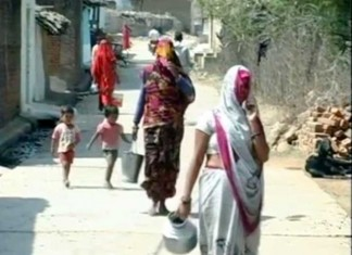 Crores Flow Down The Drain In Parched Bundelkhand