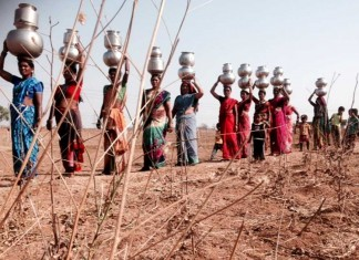 In Parched Telangana Villages, A Choice Between Water And Work