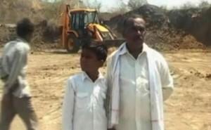 Desperate Maharashtra Farmer's Do-It-Yourself Dam Saves A Village