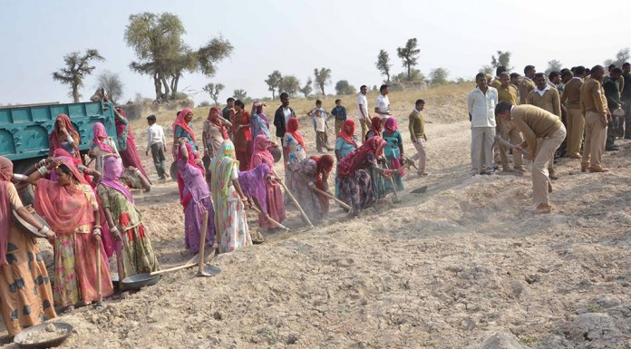 Battling Water Crisis, Rajasthan Works To Make Villages Self-Reliant