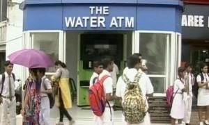 Water ATMs In Kolkata, To Be Installed In Bengal Villages Soon