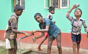 Dirty Water Stunts Millions Of Children: Study