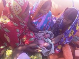 Pics: In Flooded Bihar, UP, Rescue Boats Turn Maternity Homes