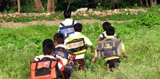 Pics: Heavy School Bags Leading To Hunchbacks In Children