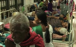 Hospital Where Dana Majhi's Wife Died Is Not Just Short Of Ambulances