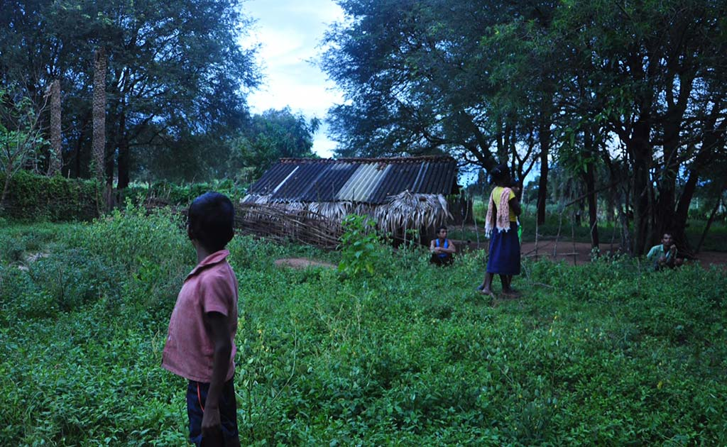 Kunna village in Sukma district, where women have accused police forces of mass sexual violence.