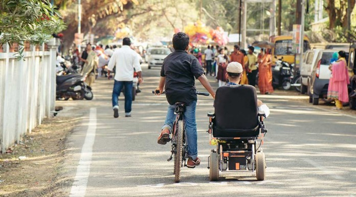 Indian Researchers Design Smart Wheelchair That Senses If User Is Tired