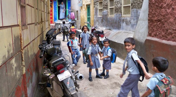 Good News! School Bags Are Going To Be Lighter For Delhi Kids