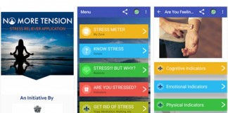 Stressed? Government Has A Mobile App For That