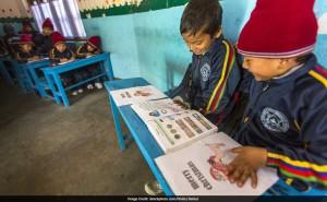 Delhi's Municipal Body To Distribute Free Textbooks, Bags To School Kids