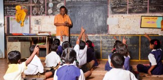 India's Government Schools Short Of One Million Teachers, Finds Study